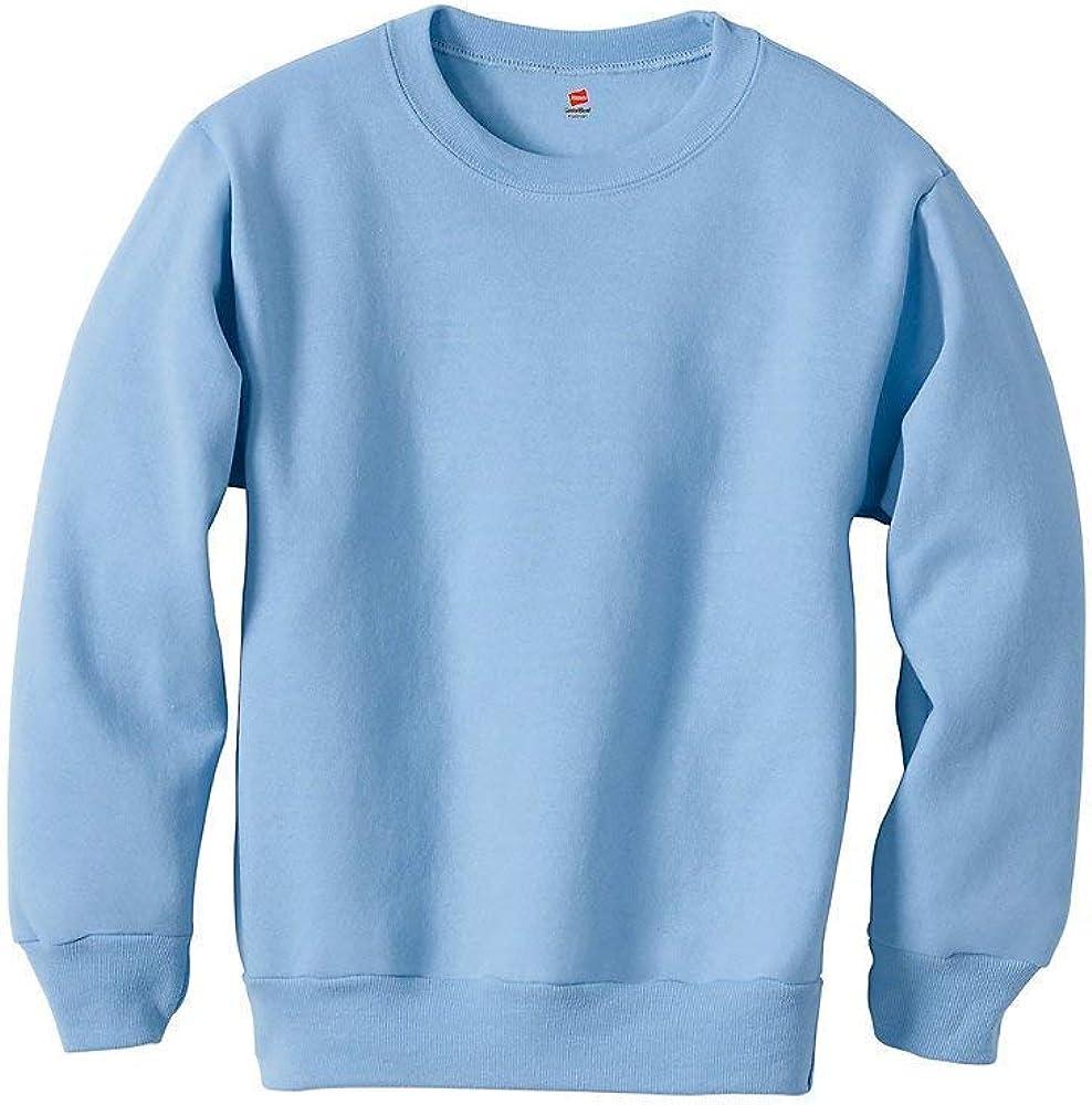 Hanes Youth ComfortBlend EcoSmart Crewneck Sweatshirt