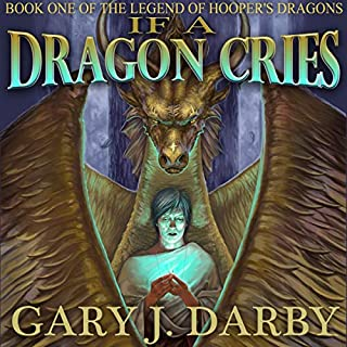 If a Dragon Cries audiobook cover art