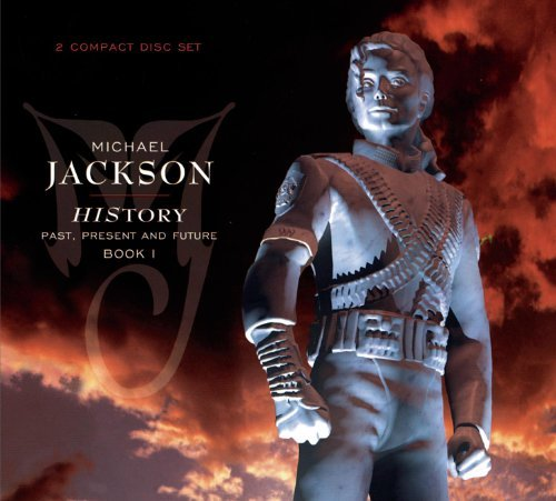 History: Past Present & Future Book 1 by Michael Jackson
