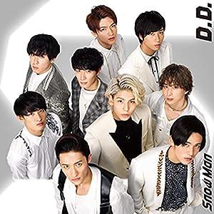 "D.D. / Imitation Rain(Snow Man仕様)(通常盤)(CDのみ)(特典なし)(通常仕様)"""