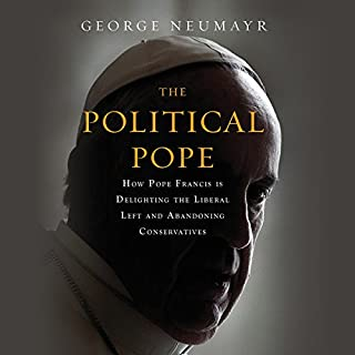 The Political Pope audiobook cover art