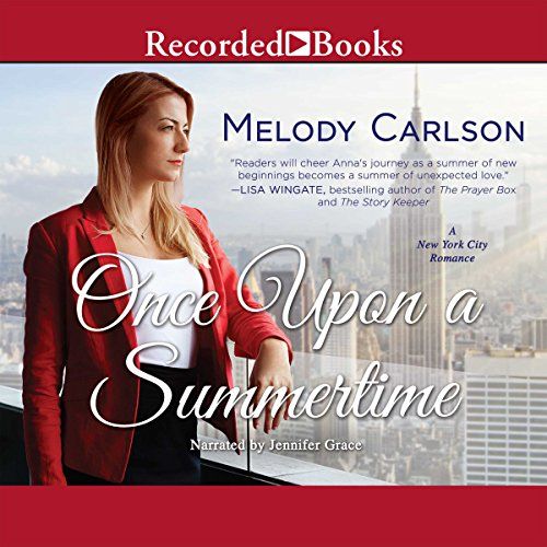 Once Upon a Summertime audiobook cover art