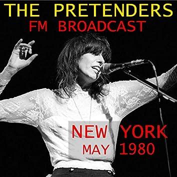 The Pretenders FM Broadcast New York 1980