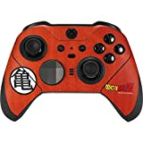 Skinit Decal Gaming Skin Compatible with Xbox Elite Wireless Controller Series 2 - Officially Licensed Dragon Ball Z Goku Shirt Design