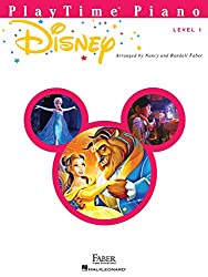 Piano Teacher in Cahaba Heights - Faber Level 1 Disney Book