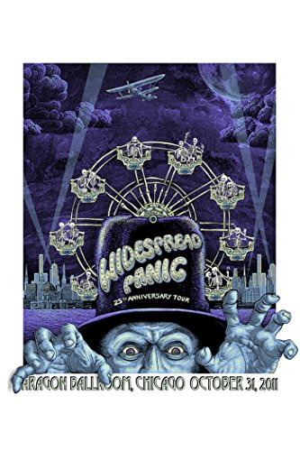 Widespread Panic: 25th Anniversary Tour - Aragon Ballroom, Chicago (October 31, 2011) [OV/OmU]