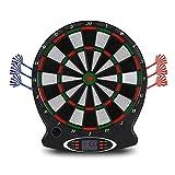 Best Electronic Dart Boards - Greensen Electronic Dartboards for Adults Kids Dartboard Set Review