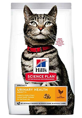 Hill's Croquettes Chat Adult Urinary & Sterilised 1,5kg,