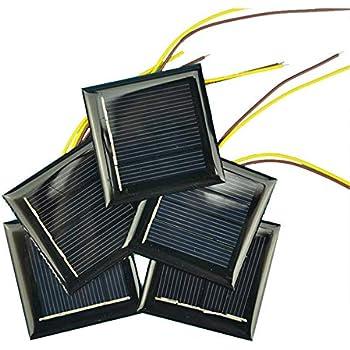 50*50mm 2V Mini Solar Panel Module For Battery Cell Phone DIY Q4C6 Charger V5Q0