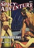 Spicy Adventure Stories, Sept. 1941: Adventure House Presents