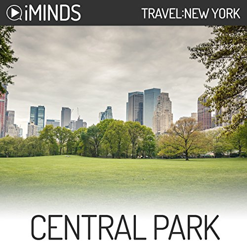 Central Park audiobook cover art