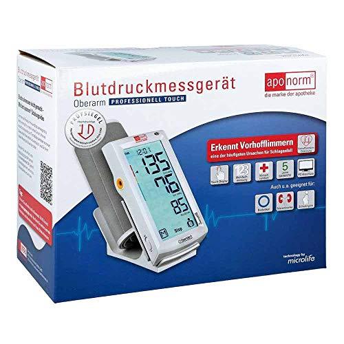 Preisvergleich Produktbild Wepa Aponorm Professionell Touch Oberarm Blutdruck - erkennt Vorhofflimmern