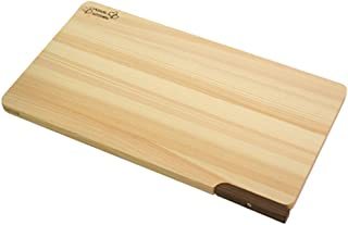 ダイワ産業 まな板 木製 ひのき 食洗機対応 軽量 【スタンド付き】 36cm