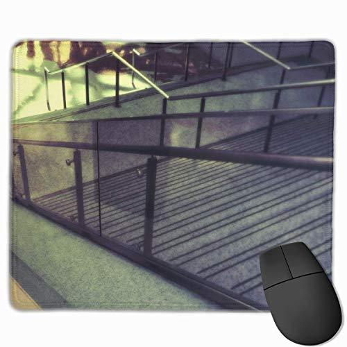 Glatte Mauspad Steintreppen Mobile Gaming Mousepad Arbeit Mouse Pad Büro Pad