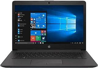HP 245 G7 Laptop - Ryzen 3 3300U, 4 GB RAM, 256 GB PCIe NVMe M.2 SSD, Radeon RX Vega 6 graphics, 14-Inch HD, DOS - Black