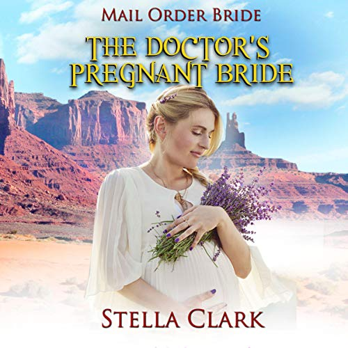 The Doctor's Pregnant Bride audiobook cover art