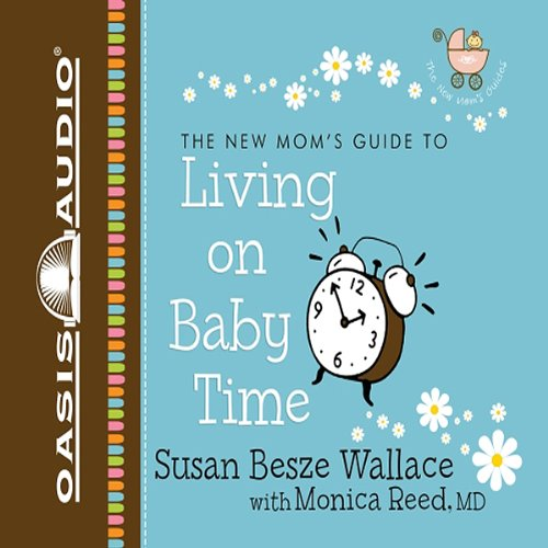 Living on Baby Time audiobook cover art