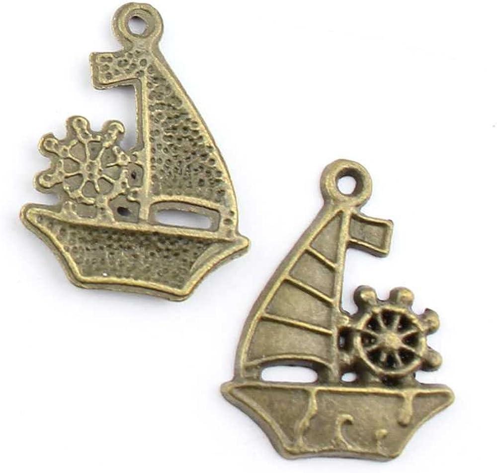 Jewelry Making Charms Cheap Corsair retro antique bulk supply List price vintage