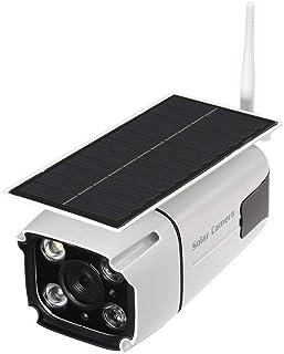 WIFI Wireless Waterproof Outdoor 1080P 2.0MP Solar Battery Power Low Power Consumption PIR Surveillance Security Camera Su...