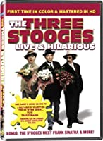 Three Stooges: Live & Hilarious [DVD] [Import]