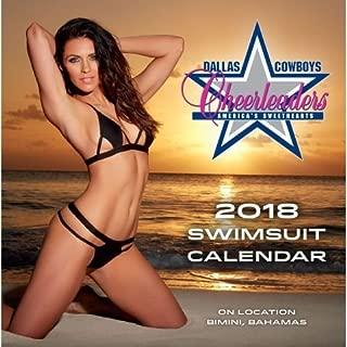 Dallas Cowboys Cheerleaders 2018 Calendar