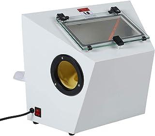 Máquina portátil para la Limpieza con Chorro de Arena, pulidora de Arena para la eliminación de óxido y Pulido de Arena Herramientas de Arenado Gabinete de Chorro abrasivo