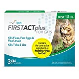 TevraPet FirstAct Plus Flea for Cats/kitten treatment
