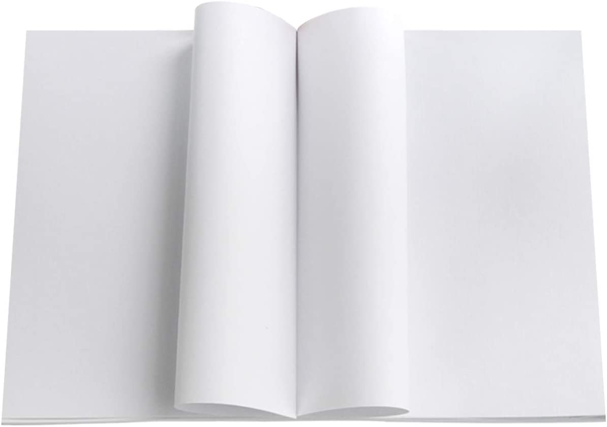 100Sheets Newbested Now free shipping White Watercolor Paper Cold Cut trust P Press Bulk