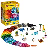 LEGO #11011 Classic Brick and Animals 1500 Pieces