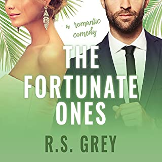 Couverture de The Fortunate Ones