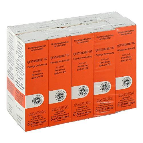 QUENTAKEHL D 5 Tropfen 10X10 ml