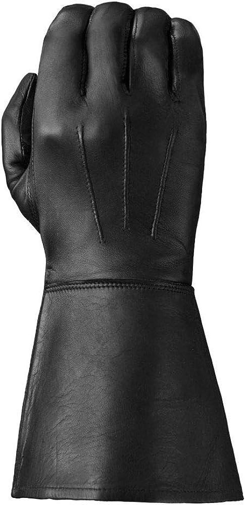 Enforcer Unlined Leather Gauntlet Rare Gloves TD650HP online shopping Tough