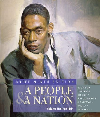 Bundle: A People and a Nation: A History of the United States, Brief Edition, Volume II: Since 1865, 9th + Aplia Printed
