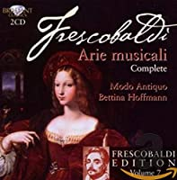 Vol. 7-Frecobaldi Edition