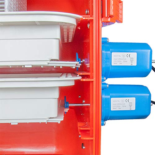 Covatutto 108 Brutmaschine / Brutgerät / Motorbrüter – Vollautomatisch – Incubator – digital - 8