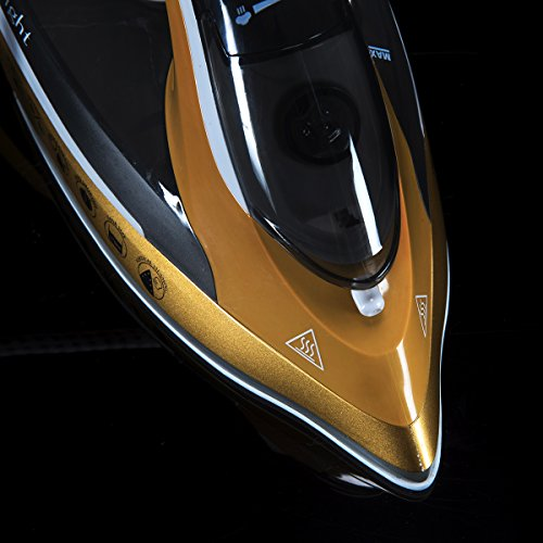 JML Phoenix Gold FreeFlight Cordless Iron: The powerful, cordless ceramic...