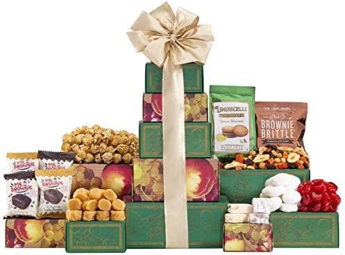 Wine Country Gift Baskets Sympathy Heartfelt Sympathy Tower 1 Count product image