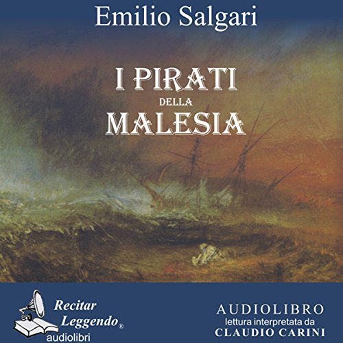 I pirati della Malesia [The Pirates of Malaysia] Titelbild