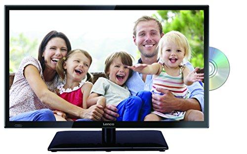 Lenco TV LED DVL-2462BK HD 24