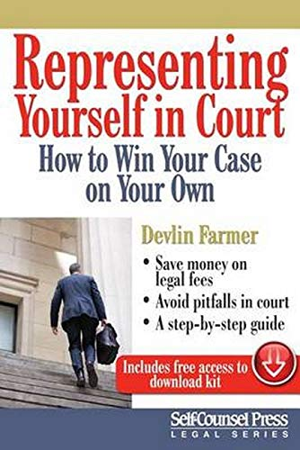 Image OfRepresenting Yourself In Court (US): How To Win Your Case On Your Own (Legal Series)