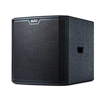 Alto Professional TS315S | 2000 Watt 15 Inch Powered Portable PA Subwoofer With Selectable DSP Output Modes For Matching With Companion PA Speakers