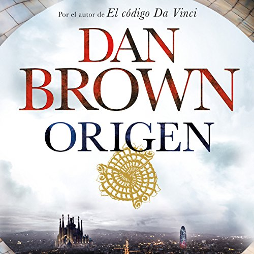 Origen audiobook cover art