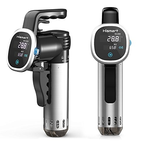 Hismart(ハイスマート)『低温調理器Viande(HS-V01A)』