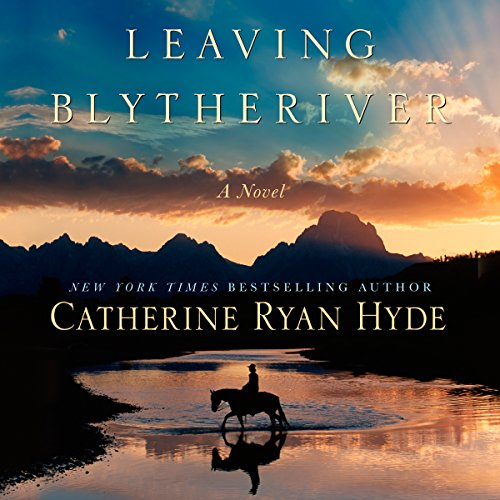 Leaving Blythe River audiobook cover art