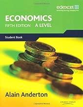A Level Economics for Edexcel by Mr Alain Anderton (2008-05-07)