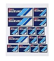 スズキ ステッカー TEAM SUZUKI 99000-79NS0-004