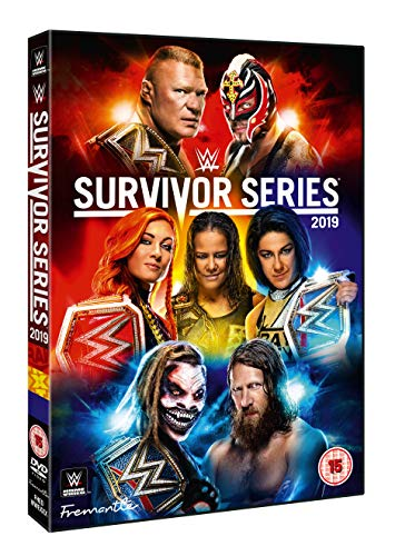 WWE: Survivor Series 2019 [DVD]