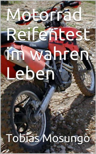 Motorrad Reifentest im wahren Leben