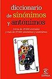 Diccionario mini de sinónimos y antónimos (DICCIONARIOS LEXICOS)
