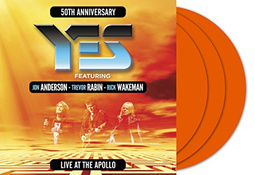 Yes Live At The Apollo [Vinyl LP]